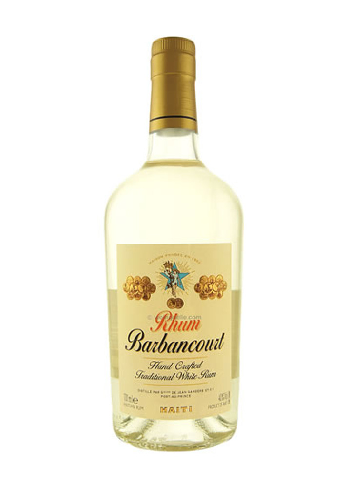 Barbancourt White Rum 750