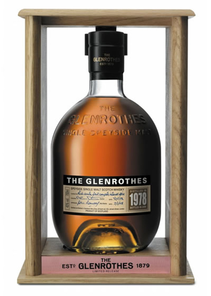 Glenrothes 1978