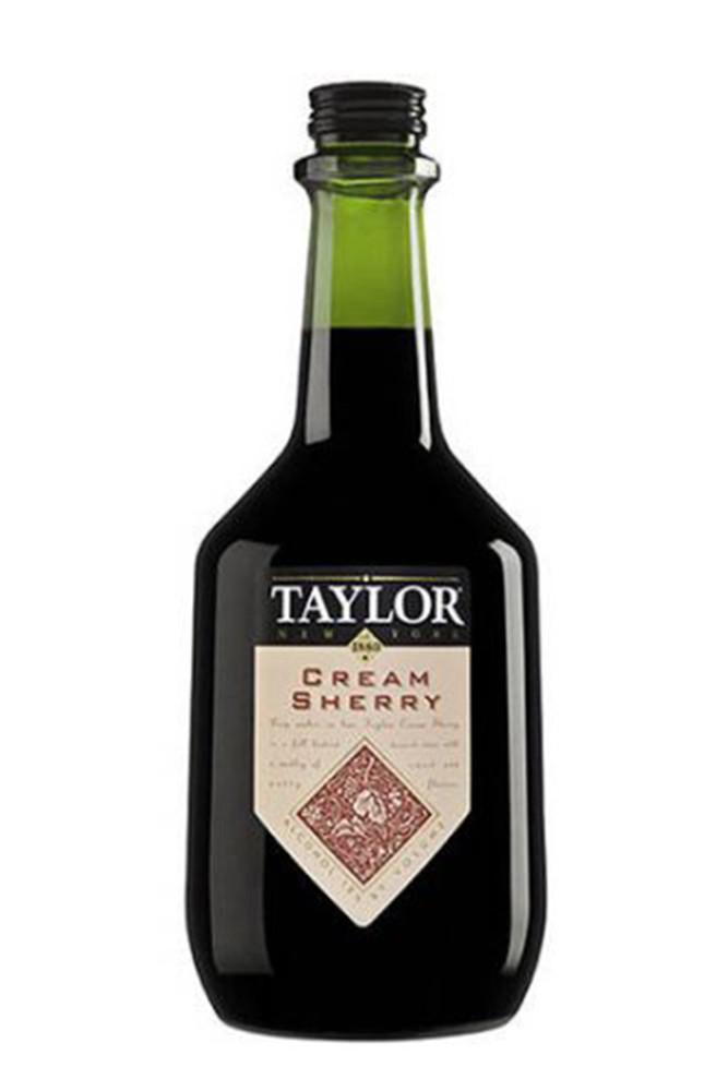 Taylor Cream Sherry