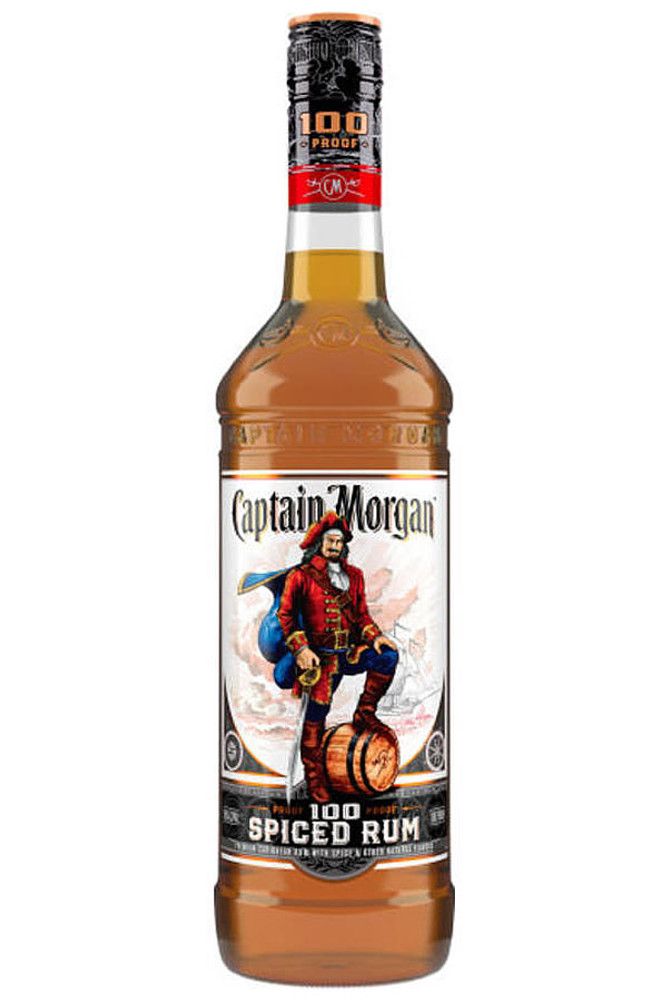 Captain Morgan 100 Proof