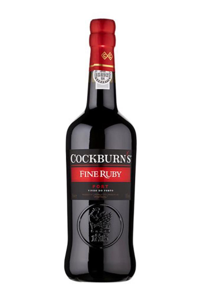 Cockburn's Fine Ruby Port