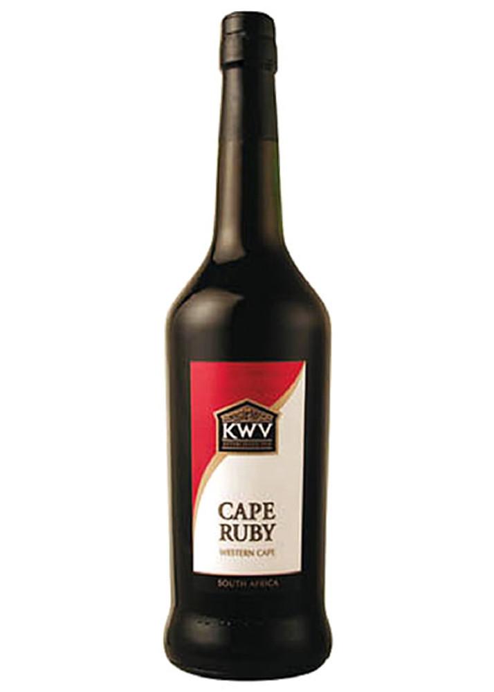 KWV Cape Ruby Port