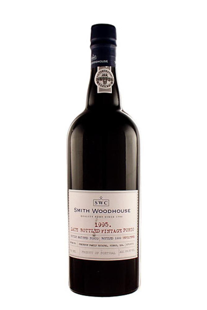 Smith Woodhouse Late Bottled Vintage Port - 1995
