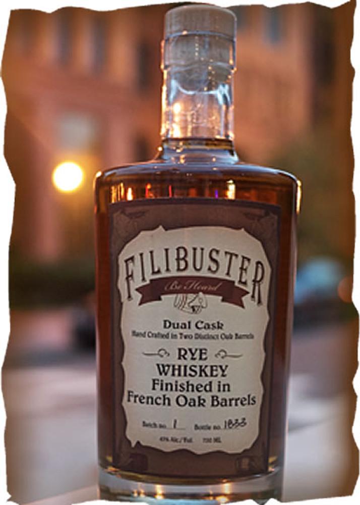 Filibuster Rye Whiskey