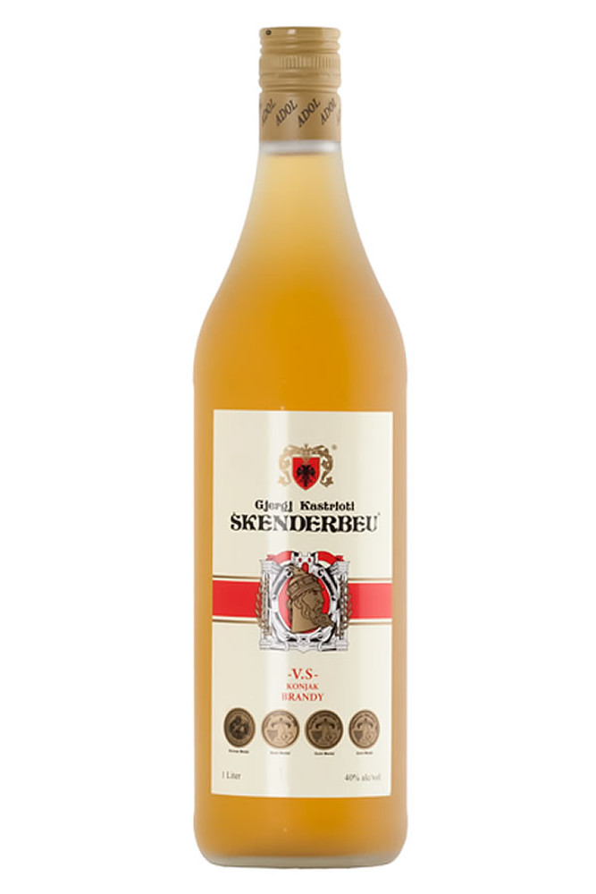 Skenderbeu Cognac Brandy