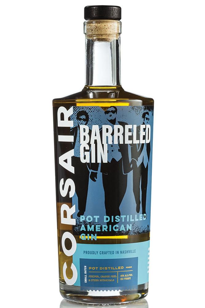 Corsair Barreled Gin