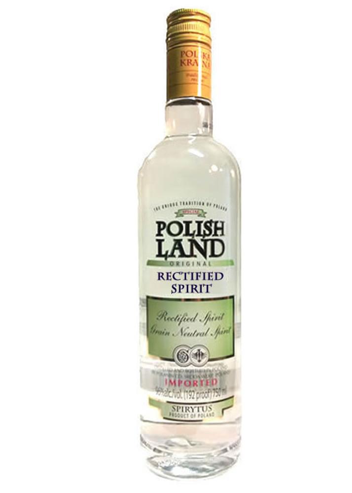 Polish Land Rectified Spirit