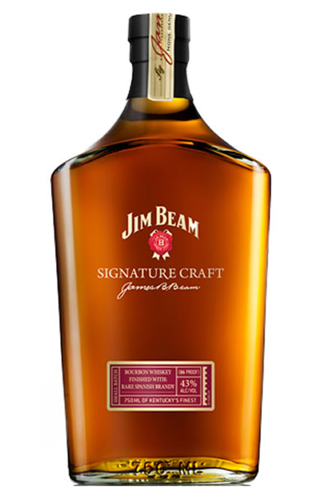 Jim Beam Signature Craft Brandy Finish