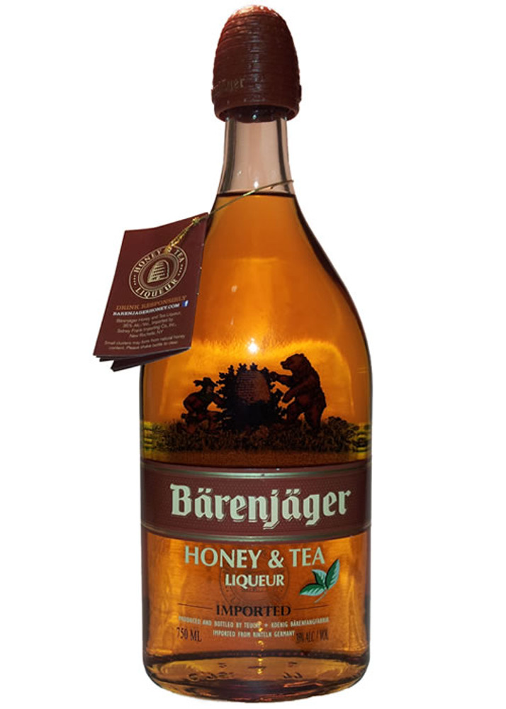 Barenjager Honey & Tea