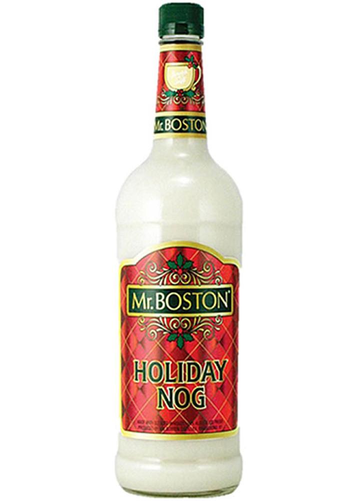 Mr. Boston Holiday Nog