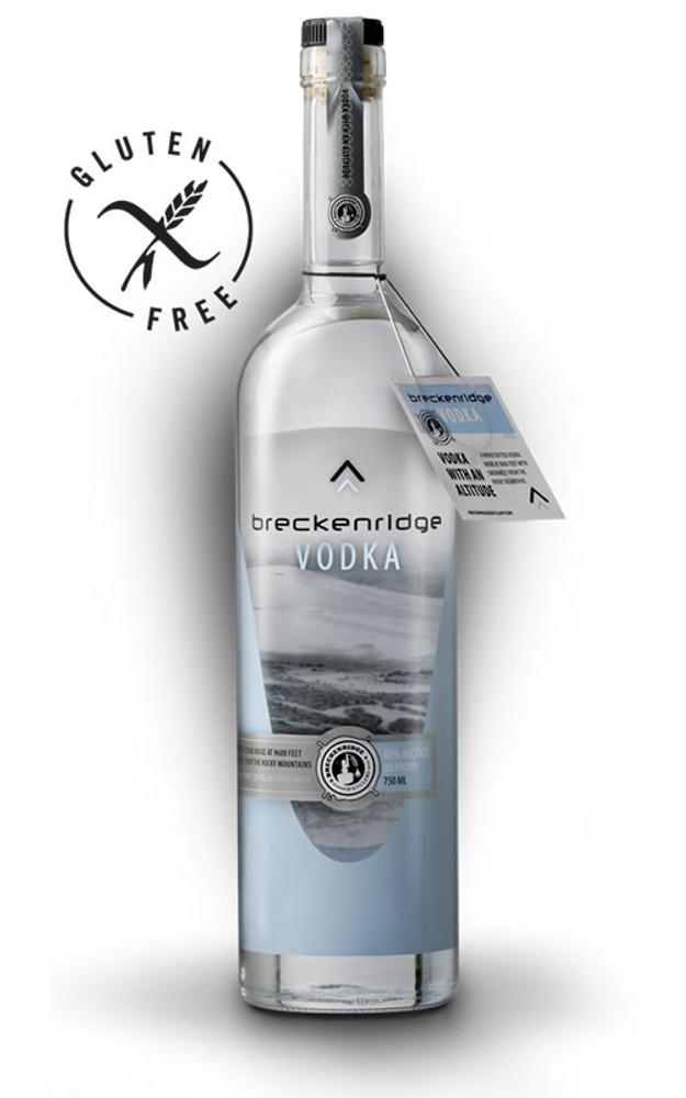 Breckenridge Vodka
