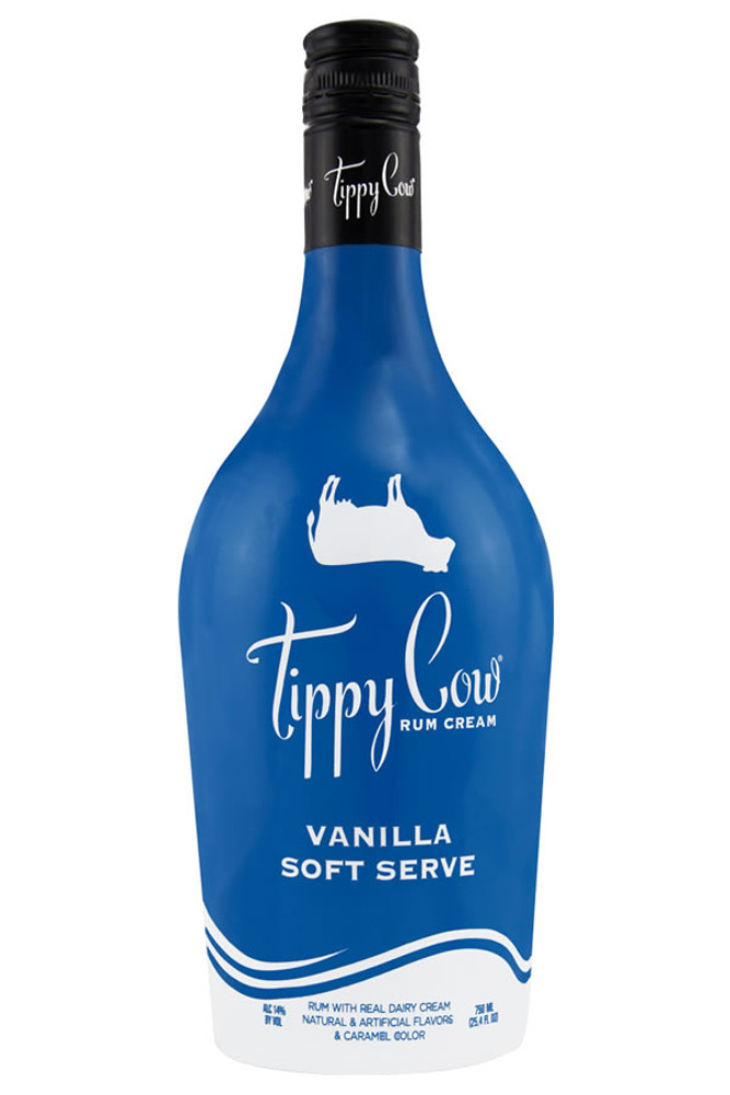 Tippy Cow Vanilla Soft Serve
