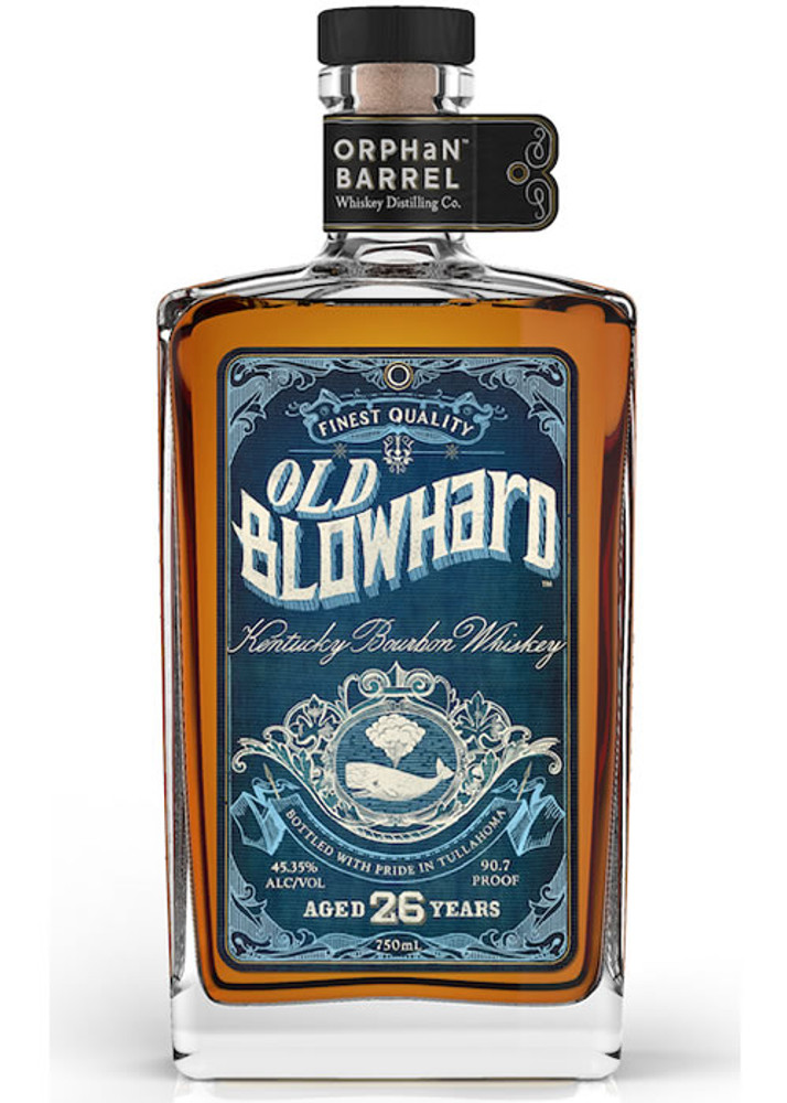 Orphan Barrel Old Blowhard 26 Year Bourbon