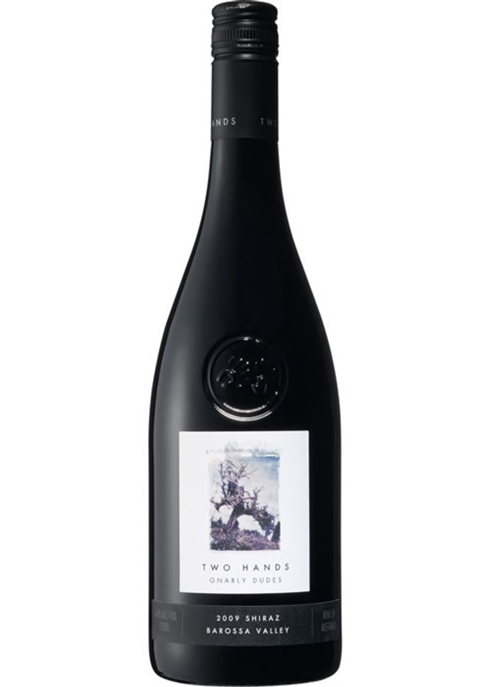 Two Hands Gnarly Dudes Shiraz