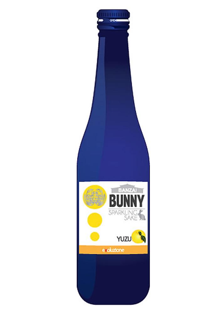 Banzai Bunny Sparkling Yuzu Sake