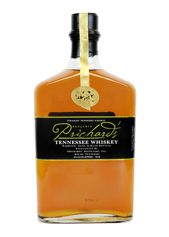 Benjamin Prichard's Tennessee Whiskey