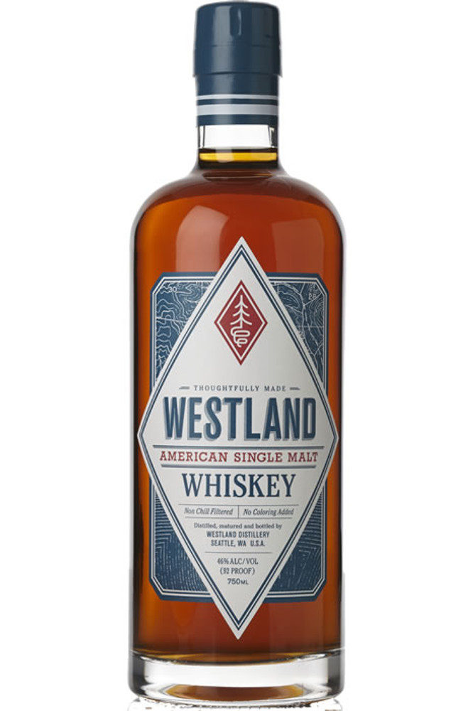 Westland American Single Malt Whiskey