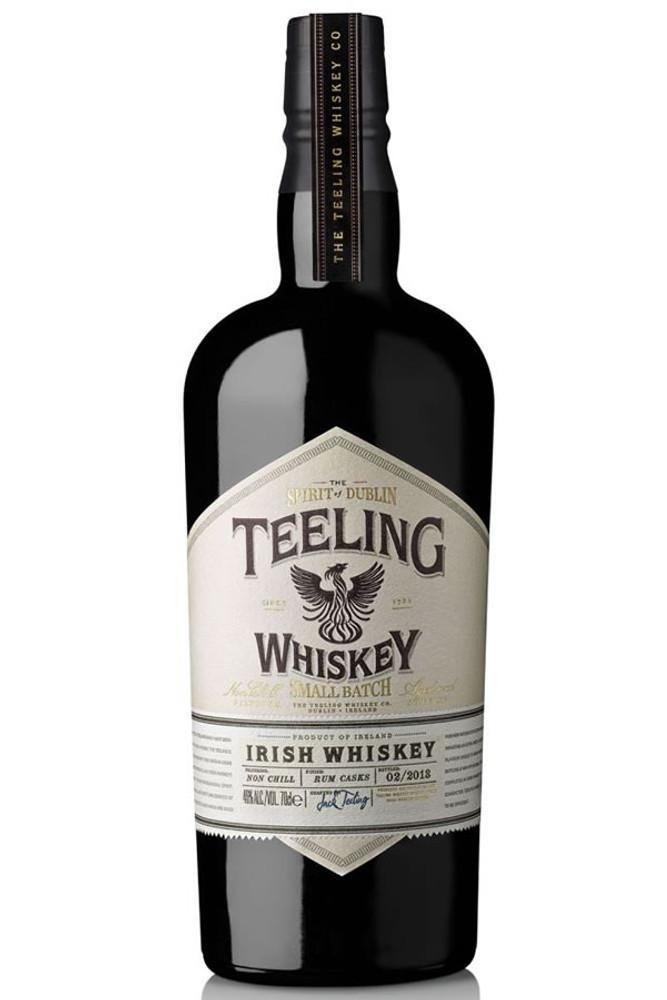 Teeling Irish Whiskey Rum Cask
