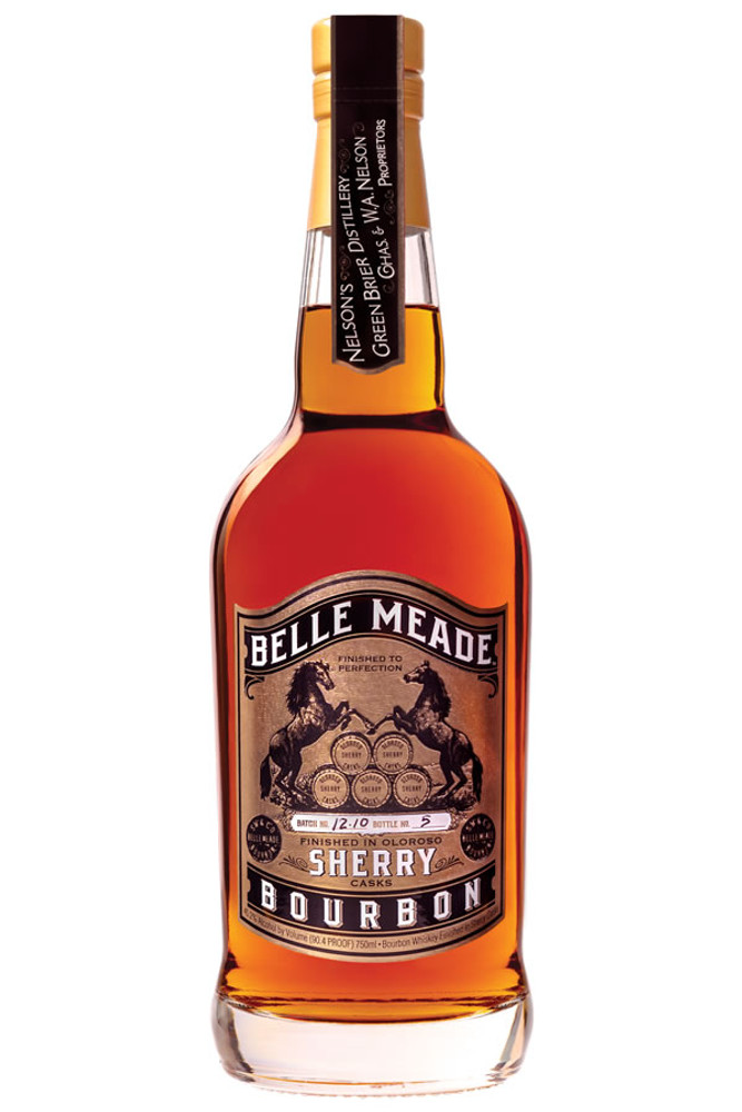 Belle Meade Sherry Cask Bourbon