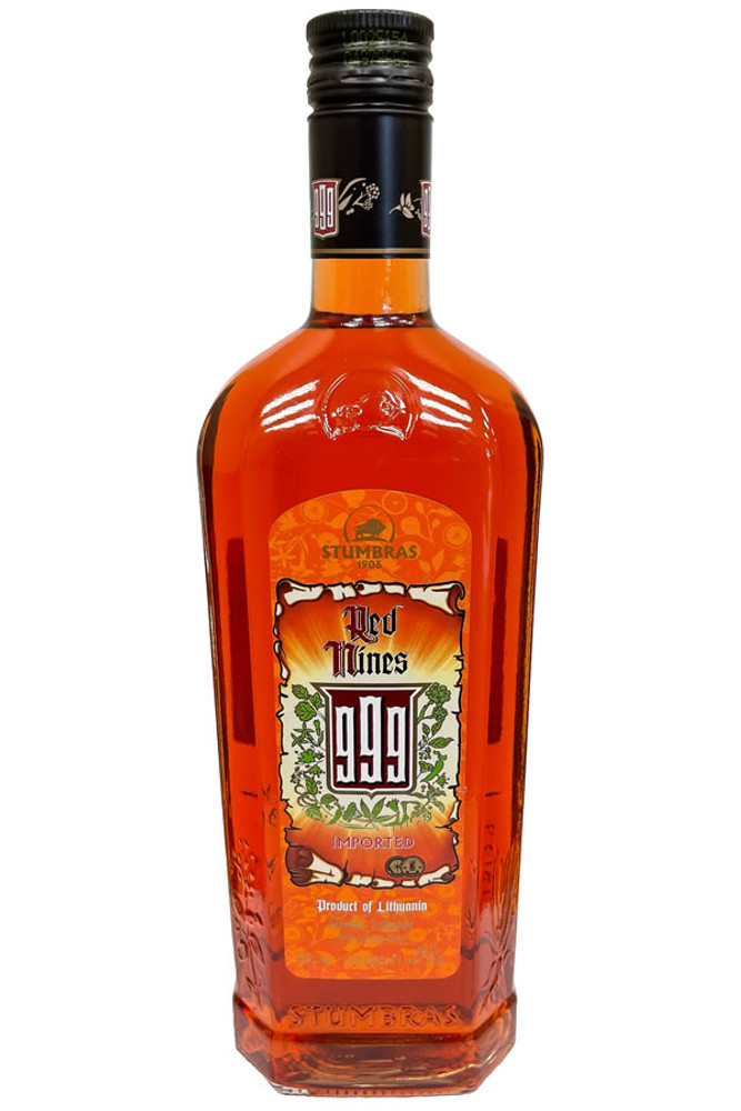 Stumbras 999 Red Nines