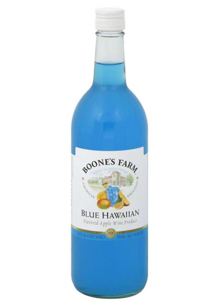 Boone's Farm Blue Hawaian