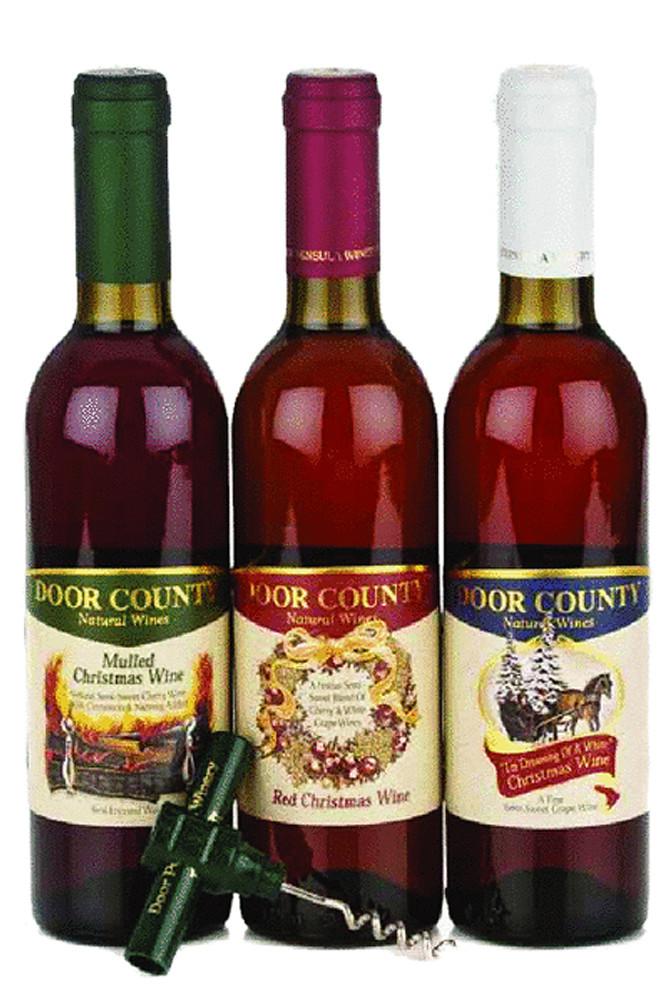 Door County Christmas Wine