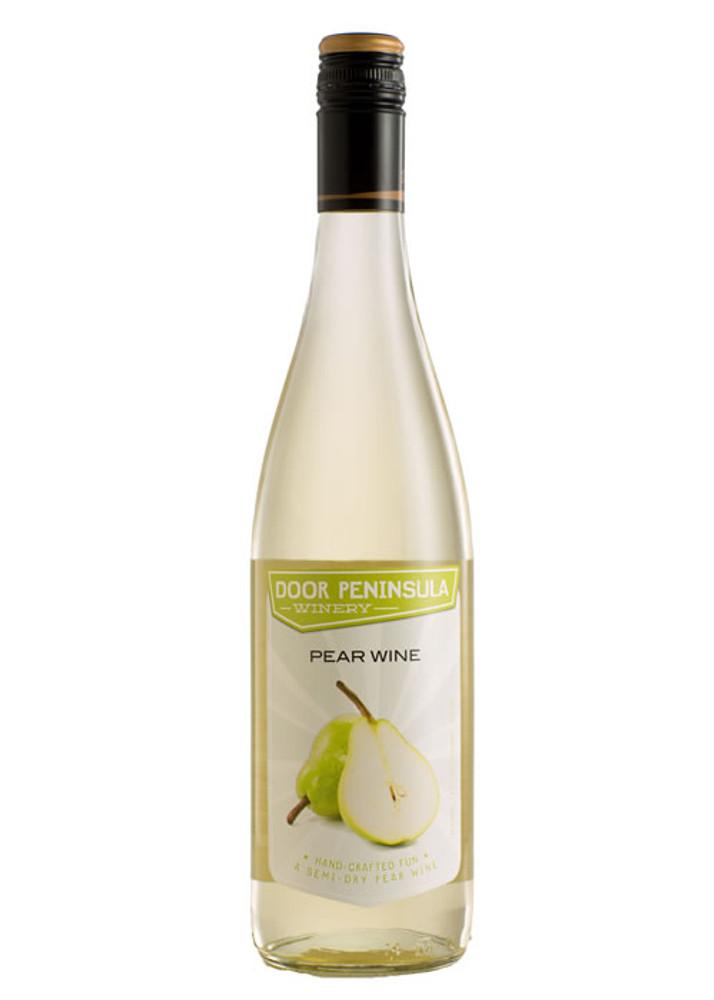 Door County Pear Wine