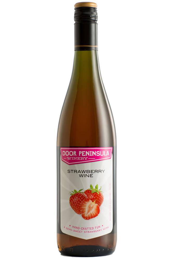 Door County Strawberry Wine