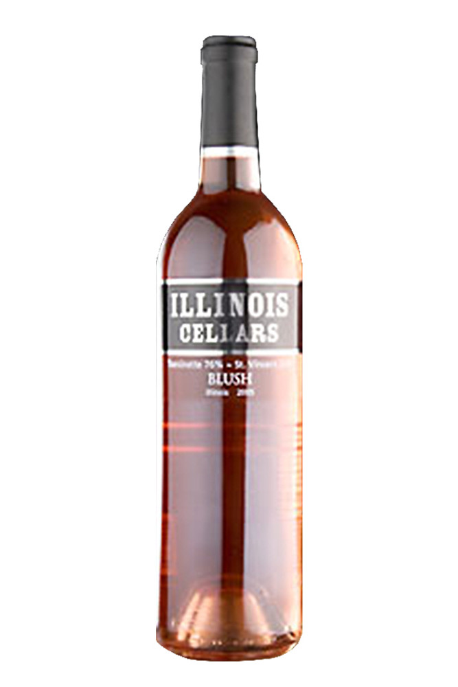 Illinois Cellars Blush Wine