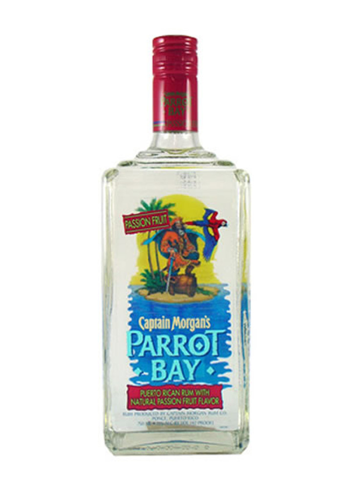 Parrot Bay Passion Fruit Rum 750