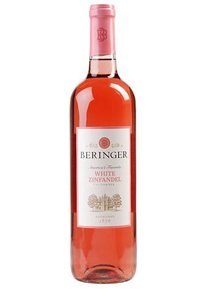 Beringer California Collection White Zinfandel 1.5L