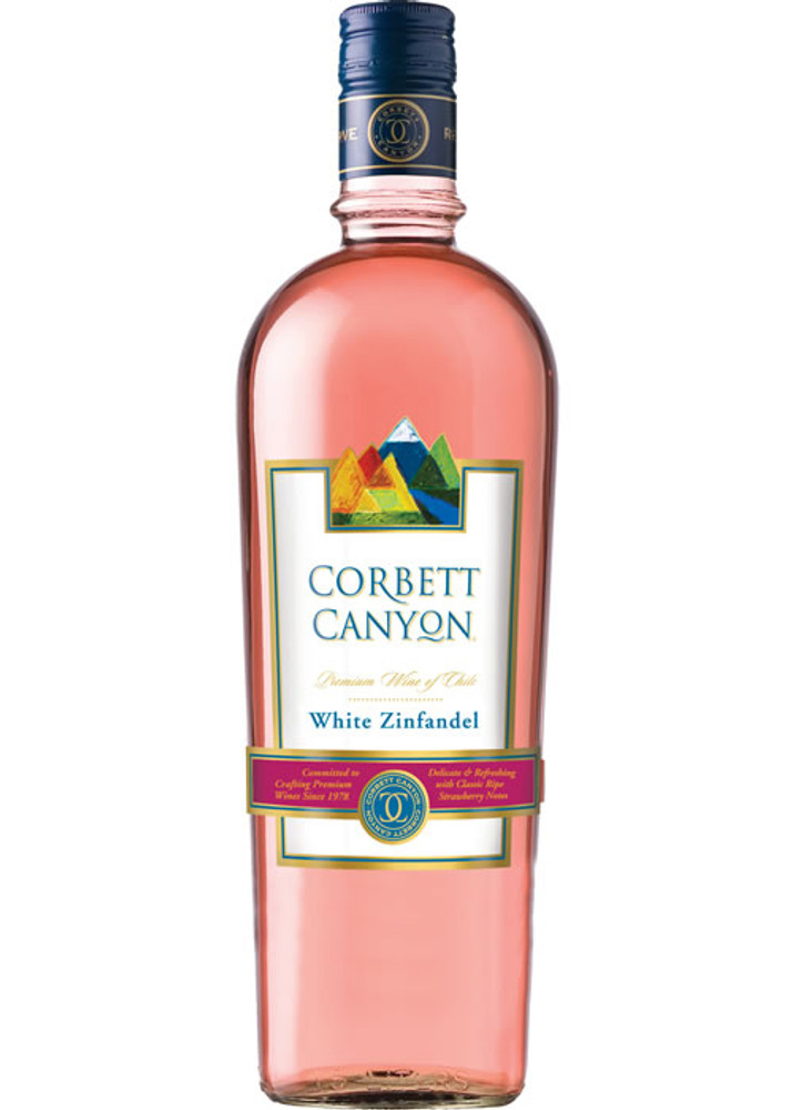 Corbett Canyon White Zinfandel 1.5L