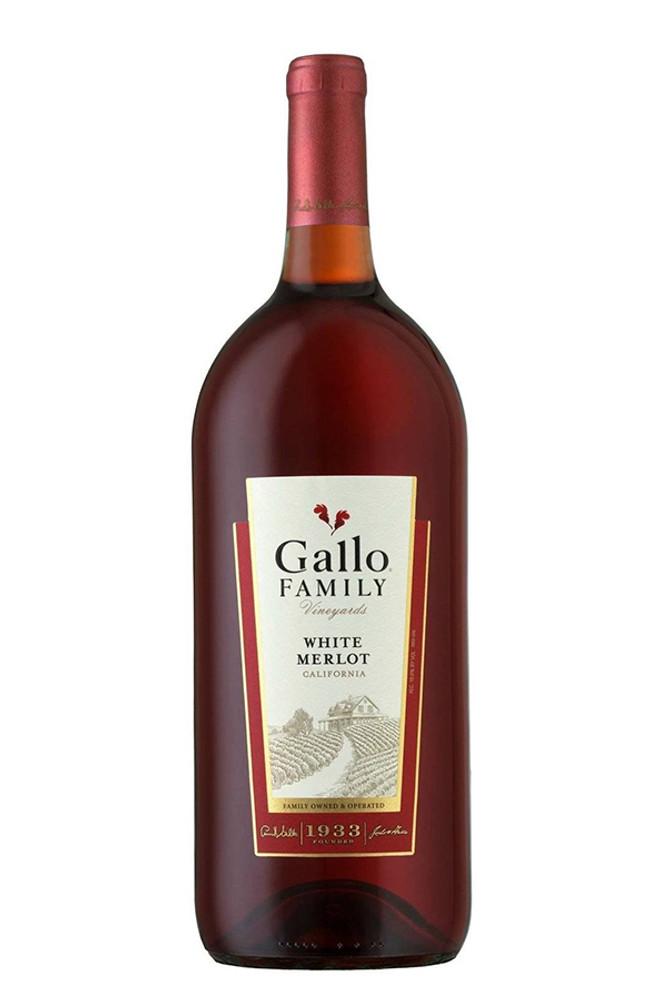 Gallo Family Vineyards White Merlot