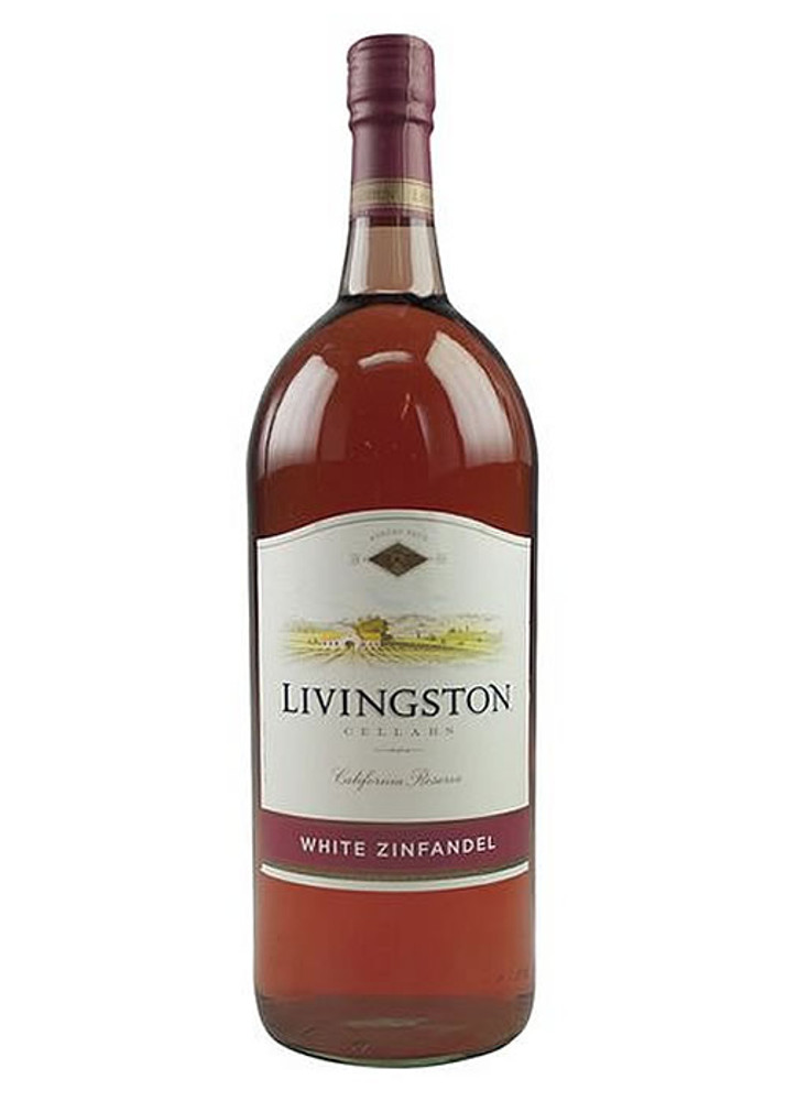 Livingston White Zinfandel 1.5L
