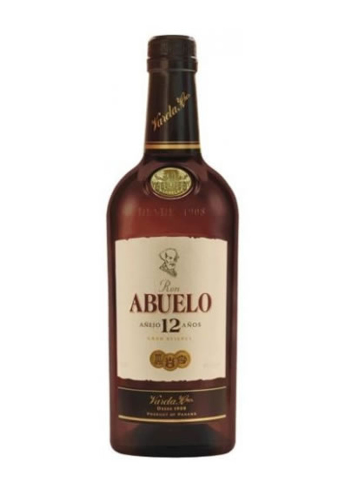 Ron Abuelo 12 Years Old Rum 750
