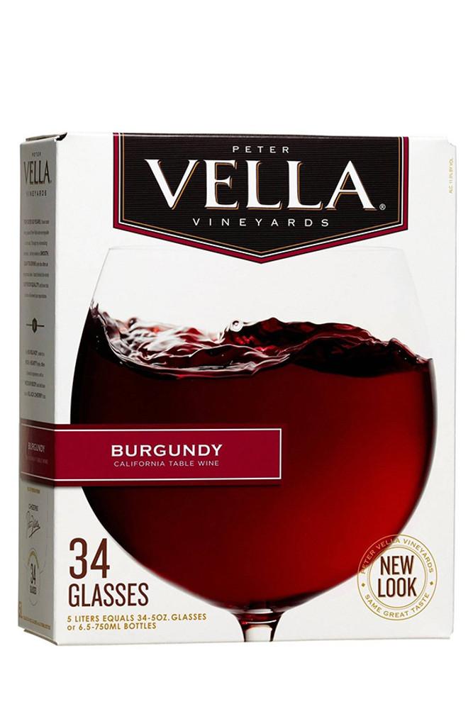 Peter Vella Burgundy