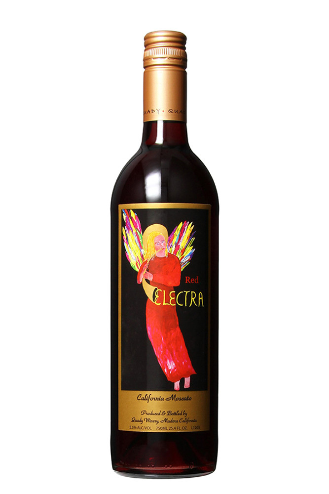 Quady Electra Red Moscato