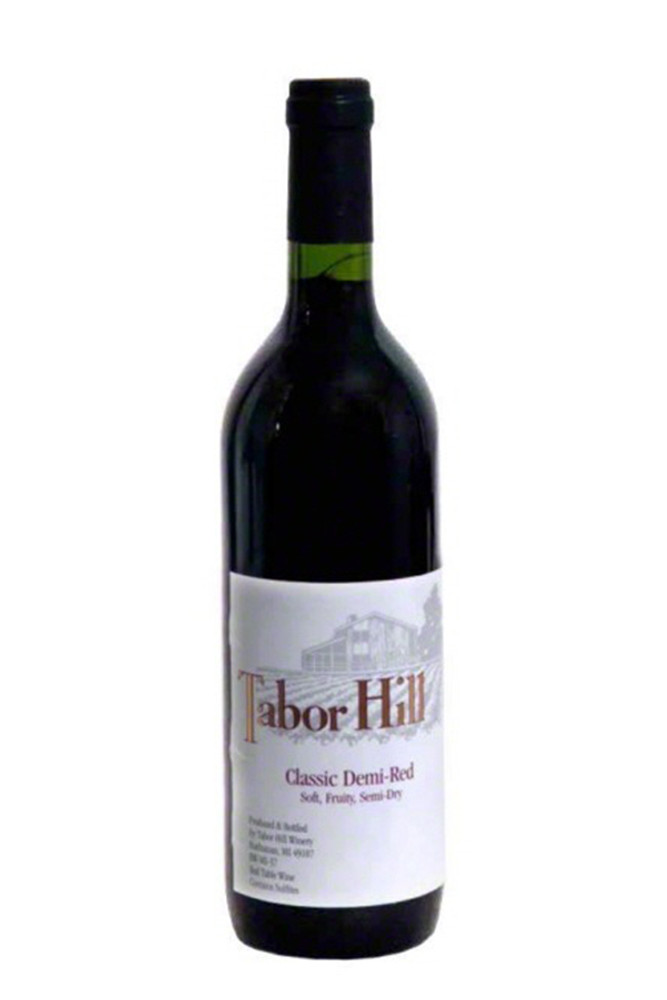 Tabor Hill Classic Demi-Red