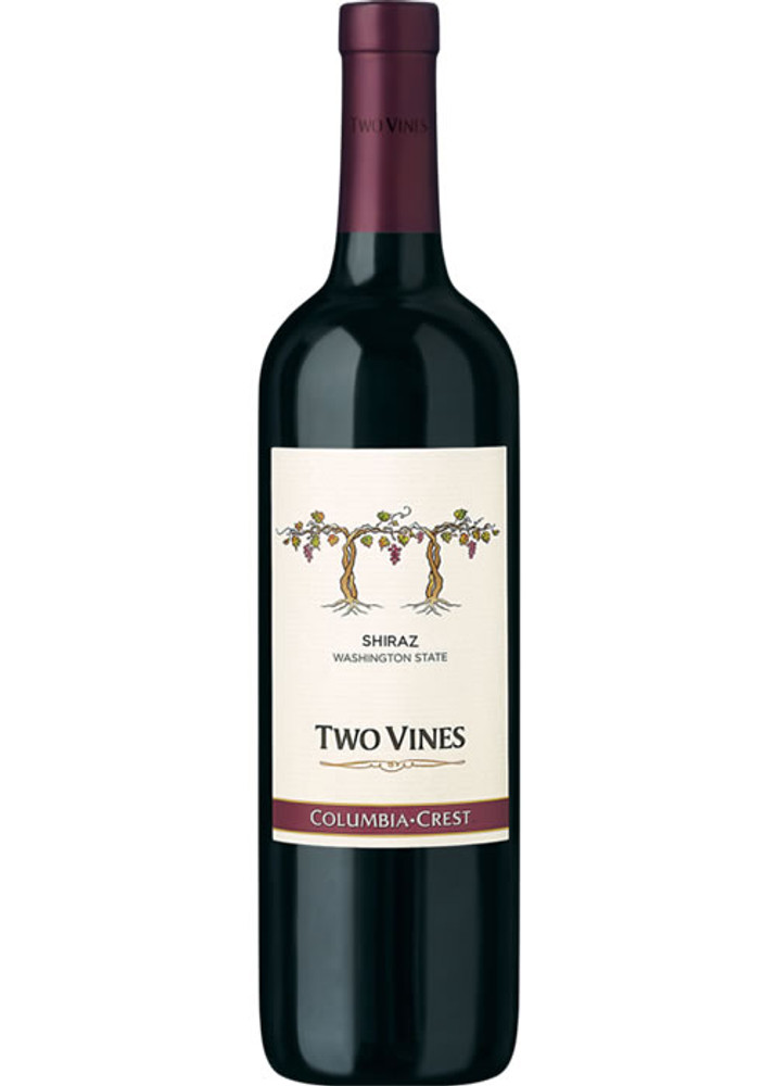 Columbia Crest Two Vines Shiraz
