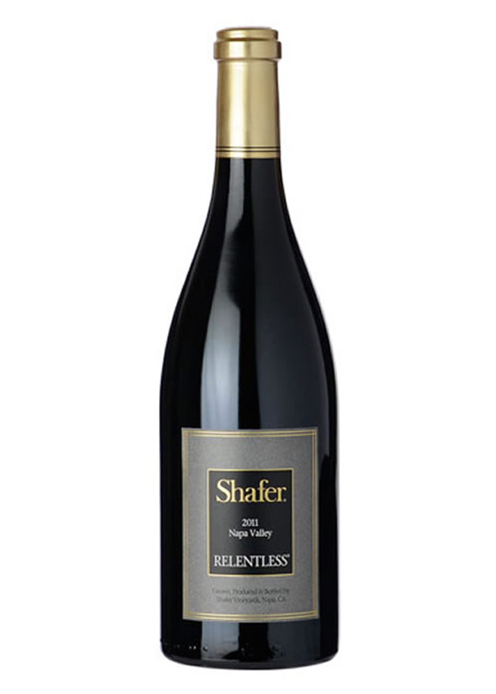 Shafer Relentless Syrah 2008