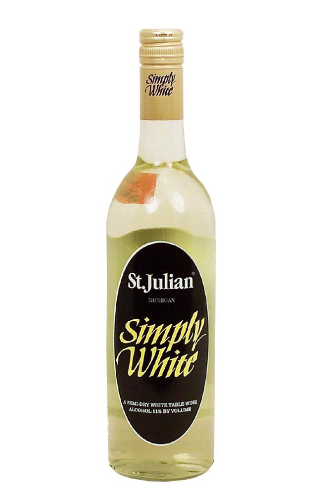 St Julian Simply White