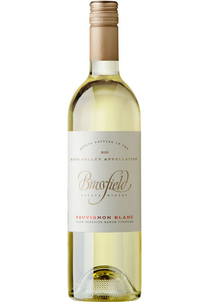 Brassfield Estate Sauvignon Blanc High Serenity Ranch
