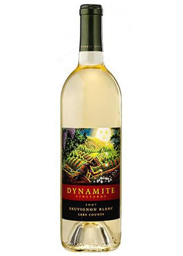 Dynamite Vineyards Sauvignon Blanc