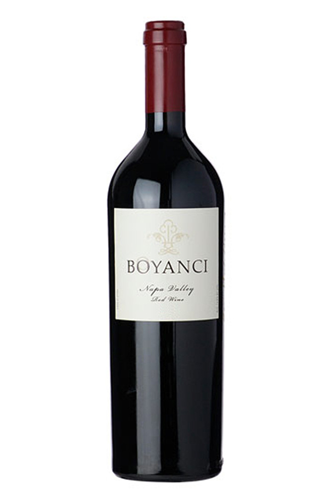 Boyanci Napa Valley Red Blend