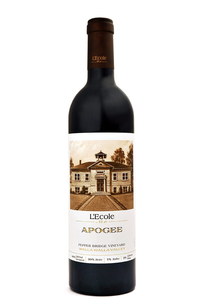 L'Ecole No. 41 Apogee Pepper Bridge Vineyard