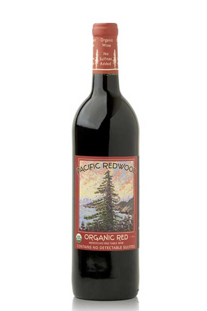 Pacific Redwood Organic Red
