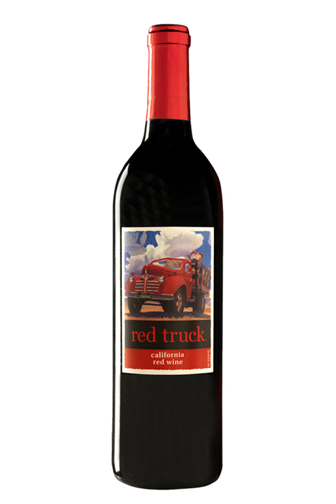 Red Truck Red Wine