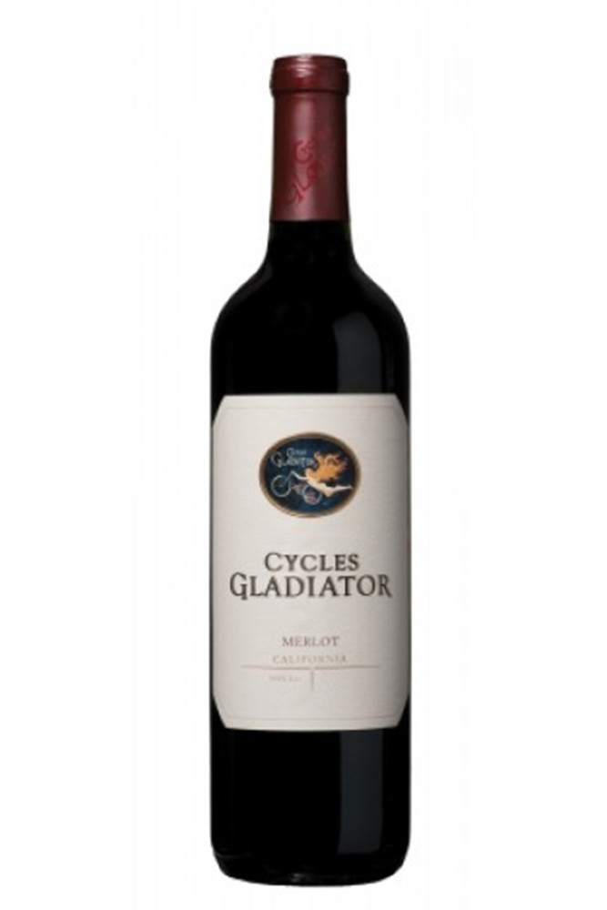 Cycles Gladiator Merlot