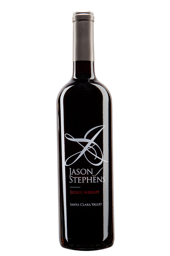 Jason Stephens Winery Estate Merlot