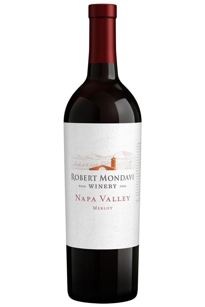 Robert Mondavi Winery Napa Valley Merlot